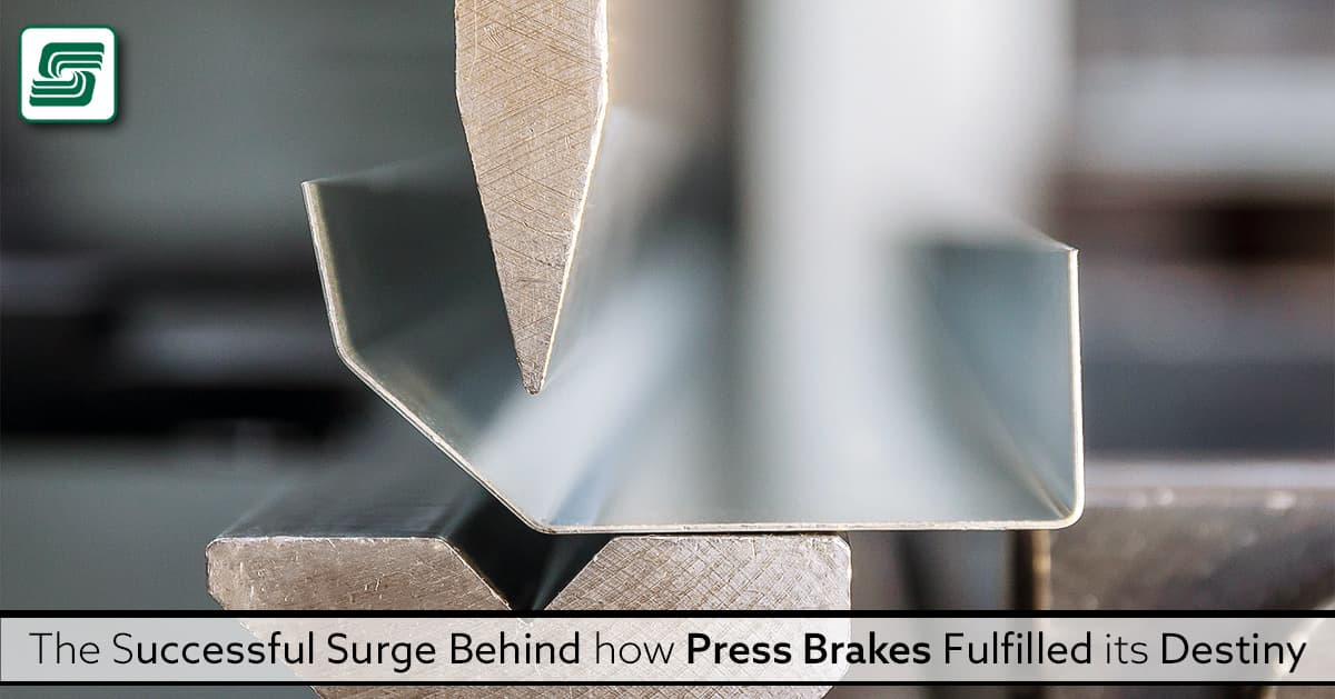 How Press Brakes Fulfilled Its Destiny